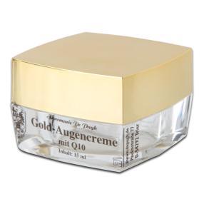 De Pugh Gold Augencreme Q10