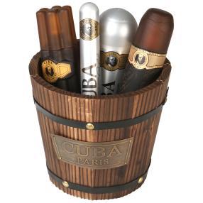 Cuba Geschenk-Set 5-teilig, 100 ml