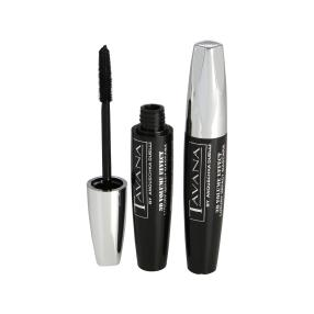 TAVANA Volume 3D Effect Finish Mascara 2er SEt
