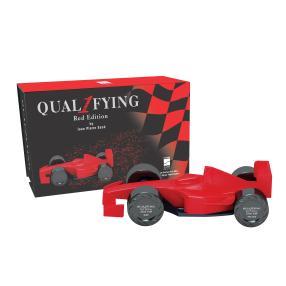 Qualifying for men red EdP