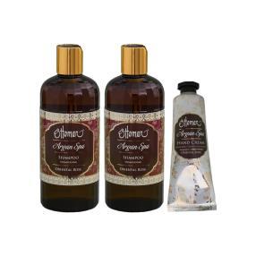 Ottoman Orientalische Rose Shampoo 2er Set