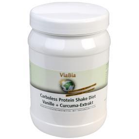 ViaBia Protein Shake Vanille Curcuma