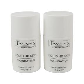 TAVANA HD Foundation 2er Set Farbe 01