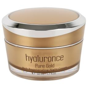 hyaluronce Gold Nachtcreme 50 ml