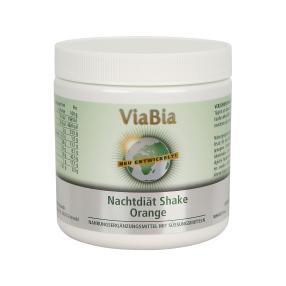 ViaBia Nachtdiät Shake orange pur 180 g Stufe 1
