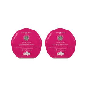 Vliesmaske Rosa Canina 25 ml, 2er-Set