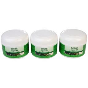 Arganöl Fuß-Verwöhn-Balsam, 3 x 200 ml