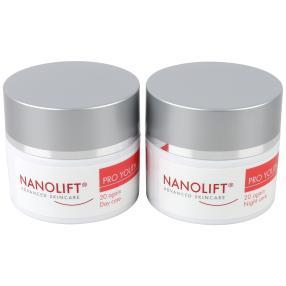 Nanolift Pro Youth Creme Set Tag&Nacht