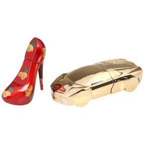 Style Heel Lemon & Hurricane Oro