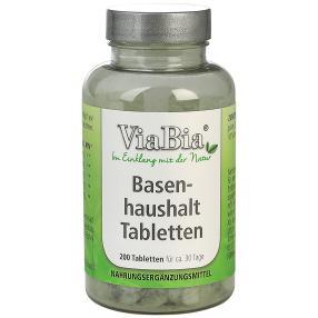 ViaBia Basenhaushalt 200 Tabletten