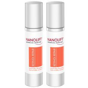 Nanolift RETINOL REP. Anti-Falten Konzentrat Duo 2