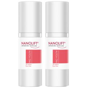 Nanolift PRO YOUTH Augencreme Duo 2 x 30ml