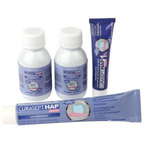 Curaprox Zahnpflege 4er Set HAP