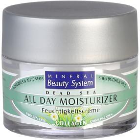 MBS Feuchtigkeitscreme Collagen 50ml