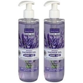 MINERAL Beauty System Duschgel Lavendel 2er Pack