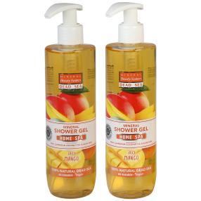 MINERAL Beauty System Duschgel Mango  2er Pack