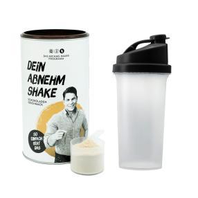 Dein Abnehm Shake & Shaker Starterset Schokolade