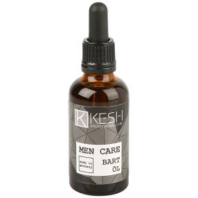 KESH MEN CARE Barber Bartpflege Öl 50 ml
