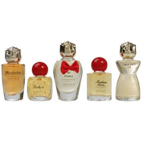 "Parfums de France 5 Miniaturen "" Luxe Collection"""