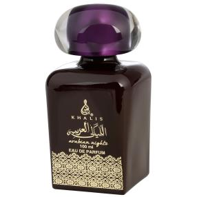 Khalis Arabian Night Eau de Parfum women 100ml