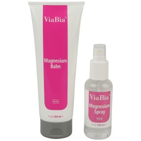 Magnesium-Spray und Balm Set 100 ml + 250 ml