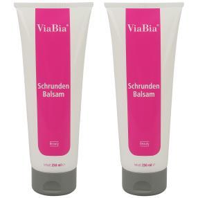 ViaBia Schrunden Balsam 2x 250 ml