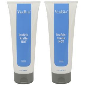 ViaBia Teufelskralle HOT 2er Pack