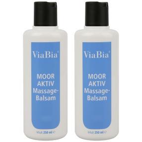 MOOR AKTIV Massage-Balsam 2 x 250 ml