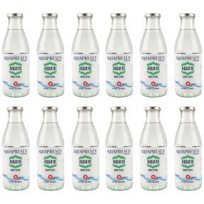 Aquapresén AQUA'QI Body Vital Trinkkur 12 x 1000ml