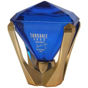 Tansanit AAAA Limited Edition by Christian Giese