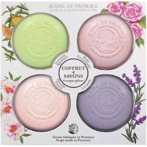 Jeanne En Provence Seife Pivoine Feerie 4er Set