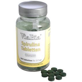 Spirulina Tabletten 200 Stück
