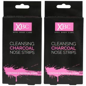 XPEL Charcoal Nasen Strip - 6 St. - 2er Set