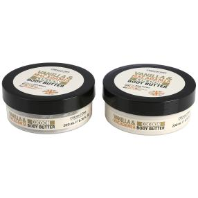 Creightons Vanilla & Macadamia Body Butter 200ml