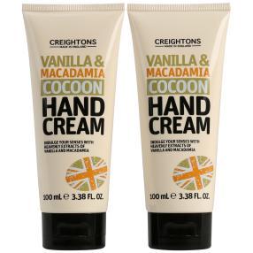 Vanilla & Macadamia Hand Creme 100ml 2er Set