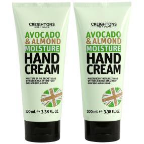 Avocado & Almond Hand Creme 100ml 2er Set