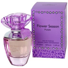 Flower Season Purple women, 100 ml