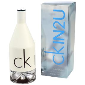 Calvin Klein In2U, EdT Spray, 150 ml