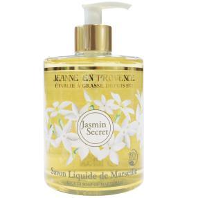 Jeanne en Provence Jasmin Secret Flüssigseife