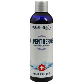 Aquapresen Alpentherme Kräuterbad 200ml