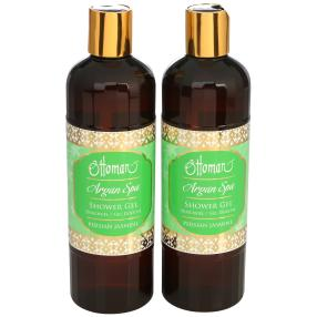 PERSIAN JASMINE Shower Gel 2x 400ml