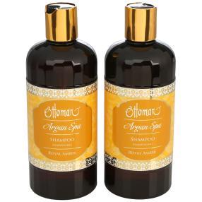 ROYAL AMBER Shampoo 2x 400ml