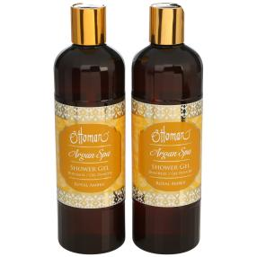 ROYAL AMBER Shower Gel 2x 400ml