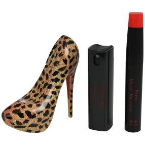 Style Heel Haute Couture Fashion Set