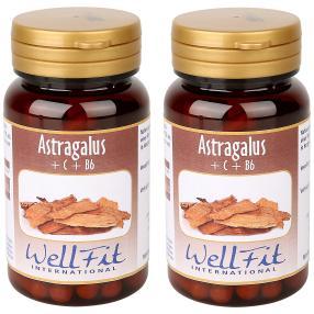 medicura Astragalus + C + B6, 2er Pack