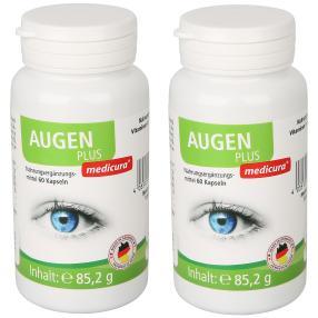 medicura Augenfit Kapseln, 2er Pack