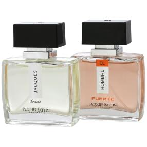 "J.Battini Jacques EdT ""50ml & El Hombre EdT 50ml"