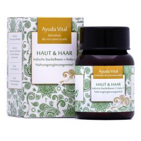 AyudaVital Haut & Haar - Indische Stachelbeere