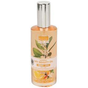 MBS Body Oil Orange 125ml