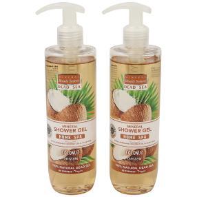 MBS Duschgel Coconut 2x300 ml